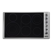 """36"""" Electric Radiant Cooktop"""