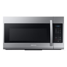 1.9 cu ft Over The Range Microwave with Sensor Cooking in Stainless Steel