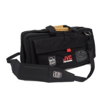 SOFT CARRY CASE FOR HANDHELD CAMCORDERS
