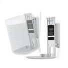 White- Flexson Wall Mount (Pair) Product Image