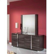 Modrest San Marino Modern Grey Mirror