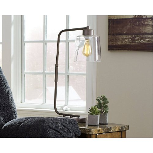Metal Desk Lamp