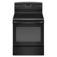 "30"" Width Freestanding Electric Range True Convection Oven Five Elements Architect® Series II"
