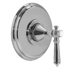 """3/4"""" Thermostatic Shower Set - Deluxe with Ascot Handle"""