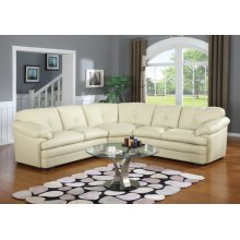 Stone Colored Sectional