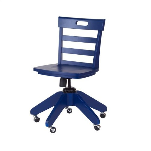 School Chair : Blue :