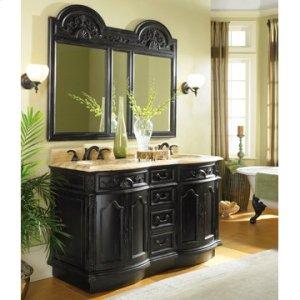Saratoga Double Mirror
