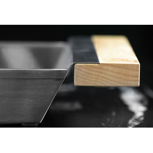 Tray 205320 - Stainless steel sink accessory , Maple