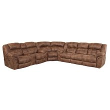 129-15  Super-Wedge Sectional