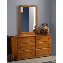 Tucson Double Dresser With Mirror