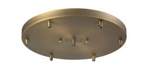 212-BB - 6 LIGHT PAN ACCESORY Product Image