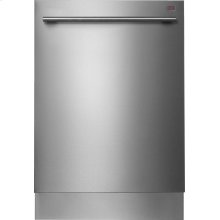 Built-in Dishwasher with Tubular Handle