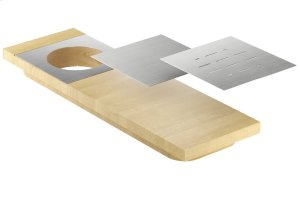 Presentation board 210074 - Maple Stainless steel sink accessory , Maple Product Image