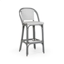 Beaumont Barstool - Gray