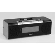 Auto Clock Set Radio with iPod Dock
