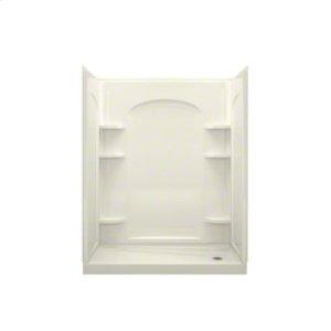 "Ensemble™ 60"" x 30"" Curve Endwall Set - KOHLER Biscuit Product Image"