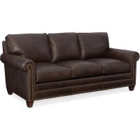 Bradington Young Raylen Stationary Sofa 8-Way Tie 604-95 Product Image