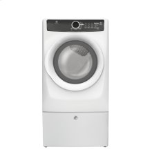 Front Load Perfect Steam Gas Dryer with 7 cycles - 8.0 Cu. Ft.