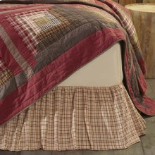 Tacoma King Bed Skirt 78x80x16