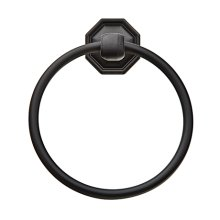 Tuscany Bronze Towel Ring