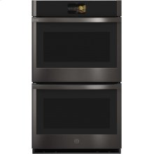 """GE Profile™ 30"""" Built-In Convection Double Wall Oven"""