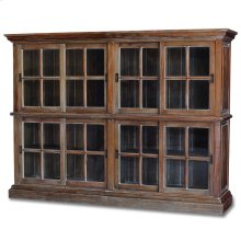 English Bookcase 2 Layer Medium