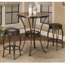 "CR-J3005  42"" Round Pub Table Set"