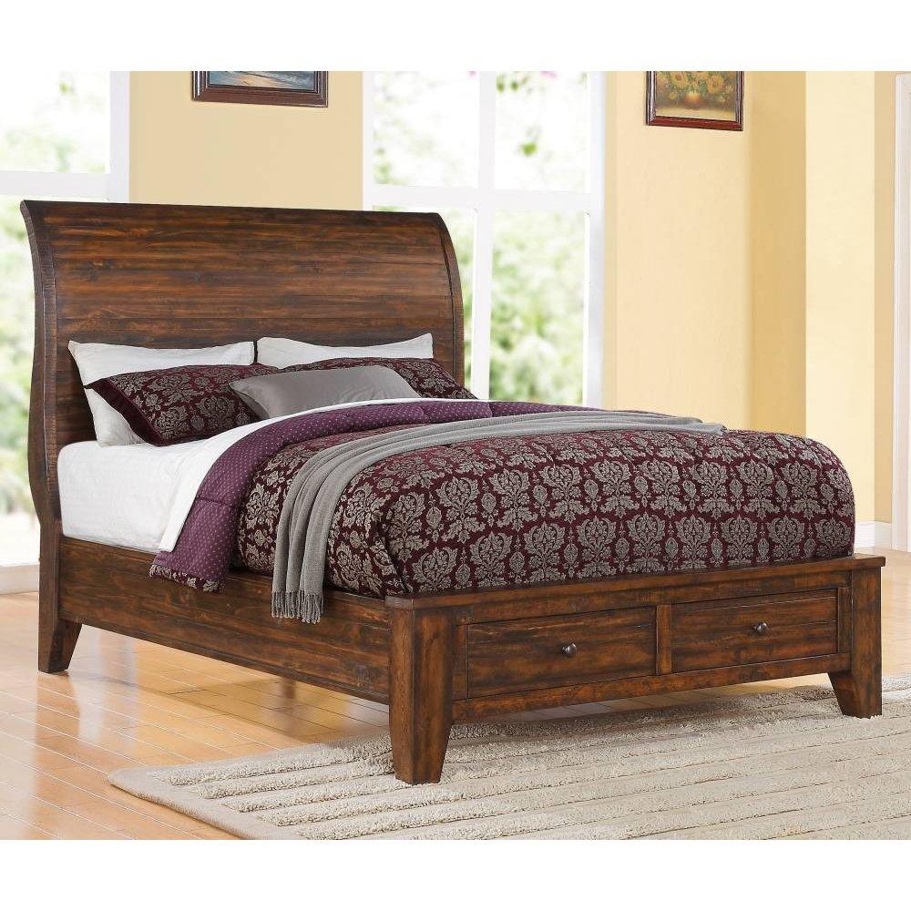 Cally King Bedroom Set