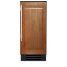 15 Inch Overlay Solid Door Wine Cabinet - Right Hinge Overlay Solid