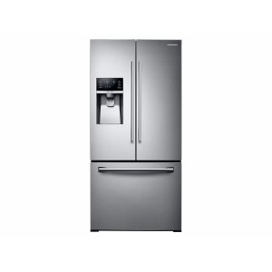 26 cu. ft. 3-Door French Door Refrigerator with CoolSelect Pantry™ in Stainless Steel Product Image