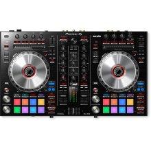 Portable 2-channel controller for Serato DJ Pro