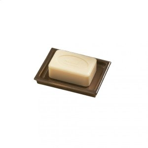 Soap Dish - SD100 Silicon Bronze Brushed Product Image