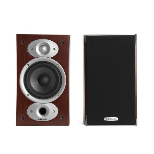 High performance bookshelf loudspeaker, 5 1/4-inch driver.