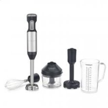 Smart Stick® Variable Speed Hand Blender with Potato Masher