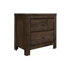 Emerald Home Nightstand B372-04