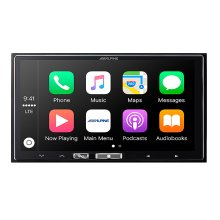 "7"" Mech-less In-Dash Receiver with Wireless Apple CarPlay"