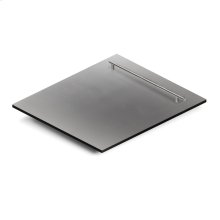 """24"""" Dishwasher Panel in Stainless Steel with Modern Handle (DP-304-24)"""