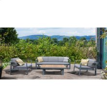 Nofi 4 Piece Outdoor Patio Set