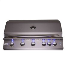 "40"" Premier Drop-In Grill w/ LED Lights - RJC40AL - Natural Gas"