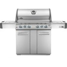 LEX 605 RSBI with Side Burner and Infrared Bottom & Rear Burners , Stainless Steel , Propane Product Image