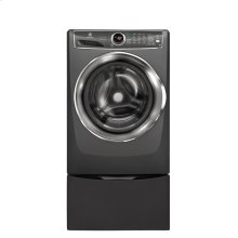 Front Load Perfect Steam Washer with LuxCare® Wash and SmartBoost® - 4.4 Cu.Ft. (OPEN BOX CLOSEOUT)