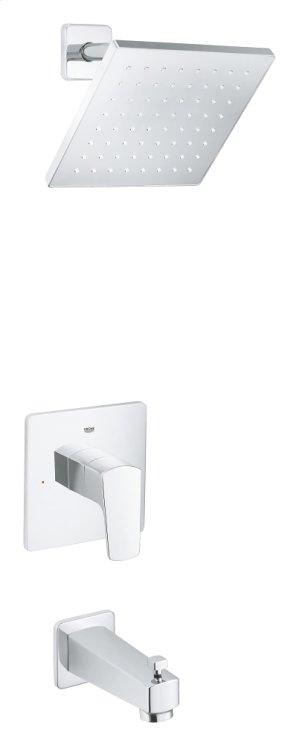 Tallinn Pressure Balance Valve Bathtub/shower Combo Faucet Product Image