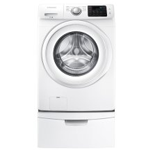 WF5000 4.2 cu. ft. Front Load Washer (White)                      $599.00