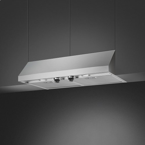 """30"""" Pro-Style, Under Cabinet Hood, Stainless Steel"""