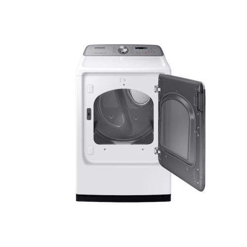 DV7200 7.4 cu. ft. Gas Dryer with Steam Sanitize+ in White