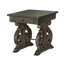 Bellamy Rectangular End Table