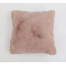 Chinchilla Faux Pillow Rose Rug