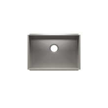 "UrbanEdge® 003610 - undermount stainless steel Kitchen sink , 24"" × 16"" × 8"""