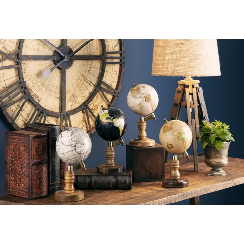 Accent Globes - Ast 4