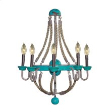 Rope Wall Sconce